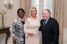 """Cindy Carrier - """"SBA 2018 Champion Award for the Louisiana Small Business Adovcate of the Year"""""""